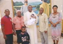 FAVOUR REGINA SPLENDOUR YAKUBU BAPTISM PICTURES